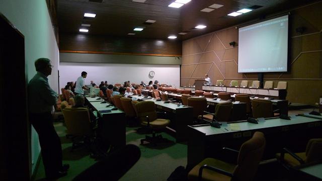 Ed Cuba 2009 Restauracion Neurologica conference Hava
